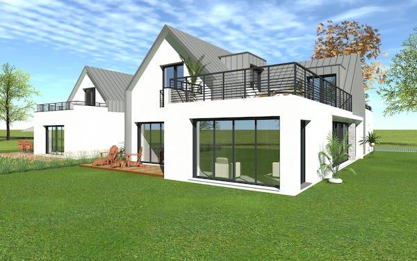 construction-maison-architecte-labaule-pornichet-saint-nazaire-guerande